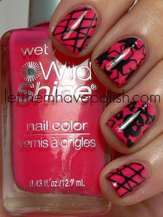 Let them have Polish!: Pink Wednesday!! Wet 'n' Wild Dreamy Poppy goes Tween