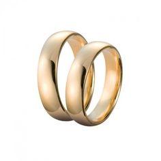 unoaerre fedi comoda oro giallo 5.0 mm