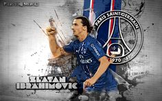 Ibrahimovic IbraKadabra PSG 2012-2013 HD Best Wallpapers