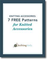 Free Knitting Patterns & eBooks on Pinterest Sock ...