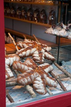 Snowflake Bread in switzerland-OMW I miss it! I want some again!