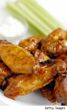 Super Bowl Recipe Rehab: Buffalo Chicken Wings, Potato Skins And Blue Cheese Dip
