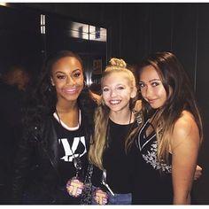 Brynn & Nia went to the Wango Tango concert in LA last night • #dancemoms #dancemoms1 #spoilers #dmos_frazier #dmos_rumfallo