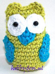 Creatief met uilen - Hobby