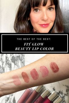 I am such a fan of Fitglow Beauty. There is one product that is legitimately coveted by yours truly. We're talking Holy Grail here. I simply cannot live without the Lip Colour Serums. #lipcolor #beauty #makeup