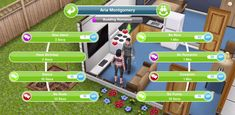 Here we've listed the high-frequency asked questions by players of the sims freeplay, such as 'how to complete love is in the air', 'how to check the mail', 'where is the mysterious island' and so on. The Mysterious Island, Aria Montgomery, Best Apps, Funny Games, Sims, Romance, Love, Romance Film, Amor