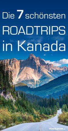Wussten Sie, dass Kanada der zweitgrößte Staat der Erde ist? Von der…