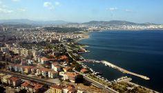 Aliağa şu şehirde: İzmir Geography, Four Square, Martini, Paris Skyline, City Photo, Park, Travel, Turkey, Peru