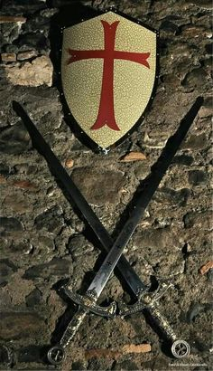 The order of the Knights templar
