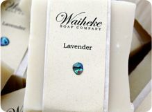 Based on beautiful Waiheke Island, New Zealand, the Waiheke Soap Company crafts artisan handmade soap in small batches using old fashioned recipes and methods.  Soaps are available in individual 75gm bars or in a beautiful gift box of three.  If ordering a gift box, please leave a note for us letting us know which three soap fragrances you would like, otherwise leave it blank and it can be a surprise!  Delivery time frame (New Zealand): 3-5 working days