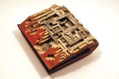Book Sculptures by Brian Dettmer (9 Pictures)