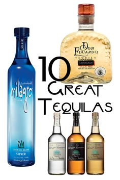 The beauty of this tequila revolution is that there is a tequila out there for everyone.