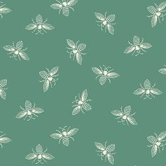Andover Fabrics, Thing 1, Fat Quarters, Quilting Designs, Fabric Design, Coastal, Bees, Yard, Colours