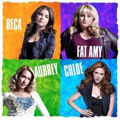 The Bellas!