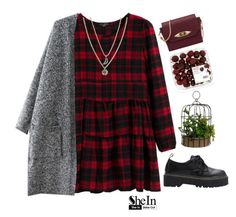 """""""#SheIn"""" by credentovideos ❤ liked on Polyvore featuring Rachel Rachel Roy"""