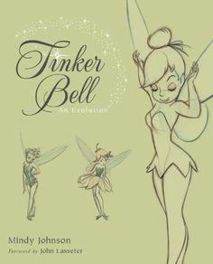 Tinker Bell an Evolution, livre (en anglais) qui retrace la production de la Fée Clochette, des premières esquisses aux légendes, aux films... 192 pages de chef d'oeuvre, 29,05€ avec livraison gratuite sur Amazon.