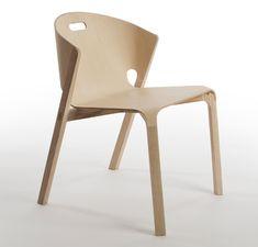 Designaholic: Silla Pelt por Benjamin Hubert para De La Espada
