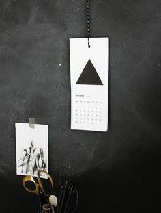 Les petits papiers : calendriers 2013 à télécharger gratuitement