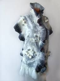 Afbeeldingsresultaat voor felted scarf flickr
