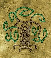 Celtic Tree by ~wolfsongblue on deviantART