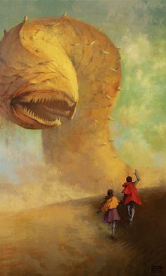 Children-of-Dune by 2Lucid on DeviantArt