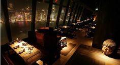 Hong Kong restaurant where Fabio Cannavaro meets Joe Vitruvius. What a coincidence!