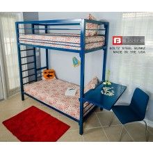 Customize Steel Double Bunk Beds by Boltz Furniture