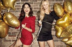 Hipster Party Girl Lookbooks - The Sisley Spring 2011 Campaign Brings Back New Year's Eve (GALLERY)