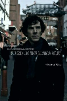 The only and one: Sherlock Holmes ♡