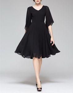 Spring summer chiffon long dress lady women clothing gown dress (BSG203)
