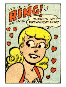 BETTY COOPER I always liked Betty better than Veronica