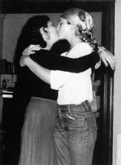 """Ondine Massot and Madonna, 1976 """"Shes given me strength during my low points of my life""""-Ondine Madonna Albums, Madonna Art, Best Female Artists, Female Singers, Mtv Video Music Award, Music Awards, Ballet Real, Detroit, Afro"""