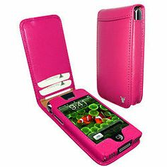 Piel Frama 943 Pink Magnetic Leather Case for Apple iPhone | eBay