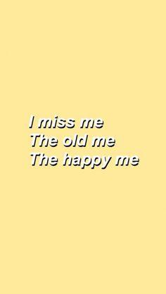 ' i miss me' yellow wallpaper ♡ yellowaesthetic Yellow aesthetic wallpaper ♡ 819021882219565079 Aesthetic Backgrounds, Aesthetic Iphone Wallpaper, Aesthetic Wallpapers, Aesthetic Colors, Quote Aesthetic, Aesthetic Yellow, Aesthetic Pastel, Aesthetic Grunge, Aesthetic Vintage