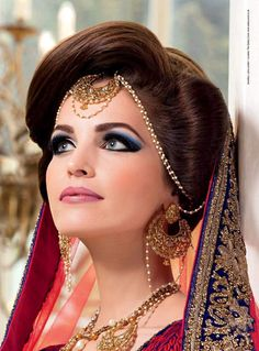 Indian Wedding Hairstyles for Long Hair That Surely Fits for You-  Indian wedding hairstyles for long hair are the hairstyles for wedding that can be inspirational hairstyles for everyone. No matter whether you are or...