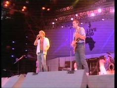 THE WHO Wembley Stadium (Live Aid 1985) 'Love Reign O'er Me' and 'Won't Get Fooled Again' #MusicVideos