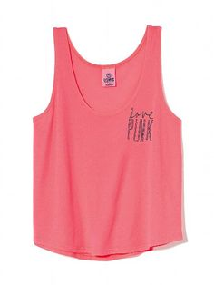 PINK NEW! Cropped Tank #VictoriasSecret http://www.victoriassecret.com/pink/tops/cropped-tank-pink?ProductID=114532=OLS?cm_mmc=pinterest-_-product-_-x-_-x