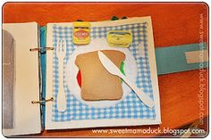 How to Make a Quiet Book: Very detailed instructions ( i'm hoping my mom will make one for Becka to use in church!)
