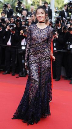 The 2016 Cannes Red Carpet's Best-Dressed Celebrities Photos | Vanity Fair