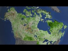 Is the Earth Turning Greener?