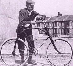 is de fiets een 'ersatzpferd' ?