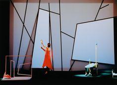 Woyzeck     GEORG BÜCHNER - ROBERT WILSON (musique et chants : TOM WAITS / KATHLEEN BRENNAN) © The ocular one DR 2002Woyzeck   Odéon Théâtre de l'Europe, Paris