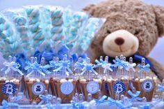 Festa personalizada 1 ano -Tema Ursos