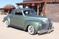 Purchase used 1941 PLYMOUTH 2DR SPECIAL DELUXE COUPE CLASSIC HOT ...