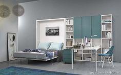 Sistema transformable para Nobu plegable cama doble
