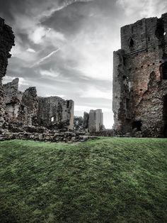 https://flic.kr/p/QgH18K | Stormin' the Castle | Brough Castle, Cumbria.   #Architecture #Colour #Photography  www.richardsugden.com  © Richard Sugden 2016 All rights reserved.