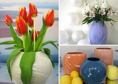 An Deco vase montage 1980s Interior, 80s Party Decorations, San Myshuno, 1980s Design, Southwestern Decorating, Traditional Decor, Design Styles, Set Design, Modern Decor