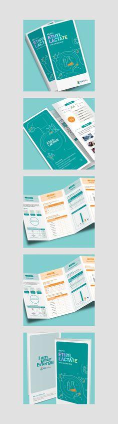 브래드앤잼 3 Fold Brochure, Brochure Layout, Print Layout, Layout Design, Print Design, Adobe After Effects Tutorials, World Map Design, Leaflet Design, Book Layout