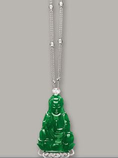 China Old national style Tibet Silver Carve Small fish Necklace Guanyin Pendant