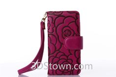 leather rose case for iPhone 6s/6s plus/6/6 plus
